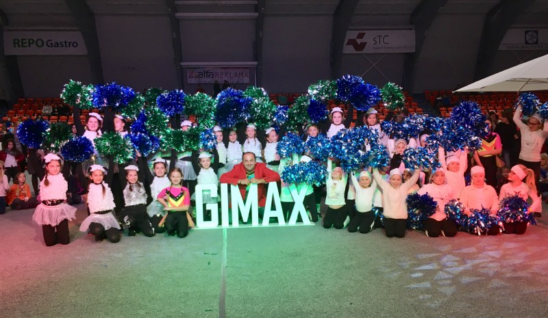 GIMAX  Chrismas party. 2.december.2017. Puchov.