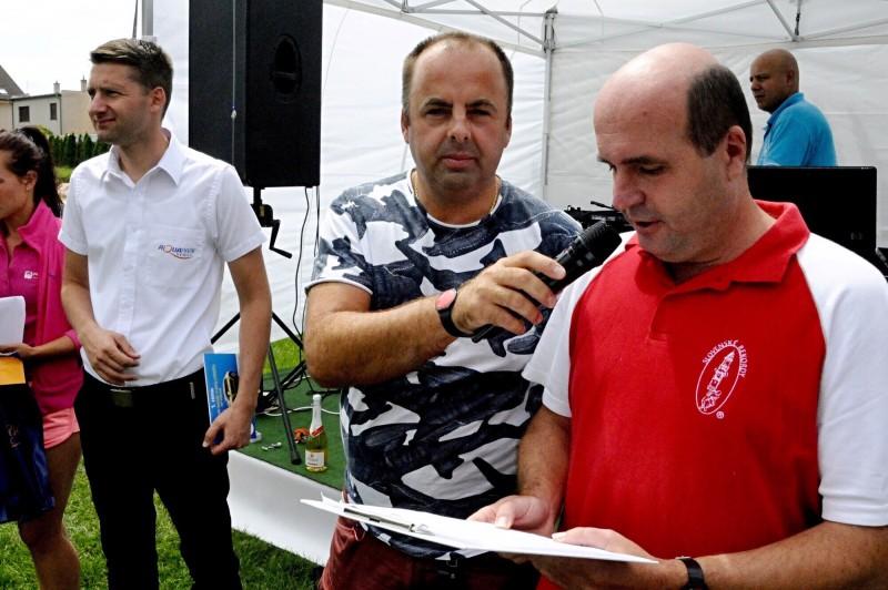 Majstrovstva Slovenska v jazde na tobogane v akvaparku Senec. 2.augusta.2015. Senec.