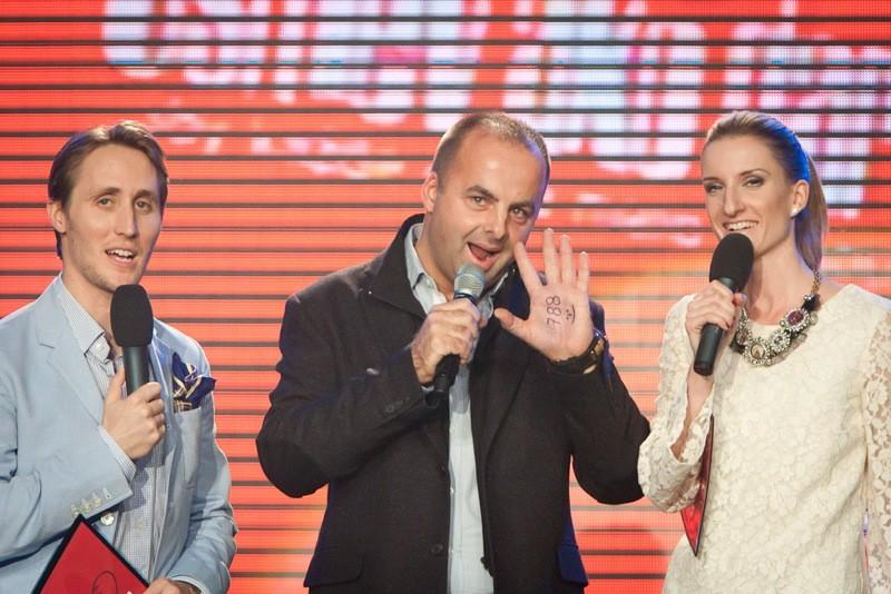 Skvelí ľudia. Adela a Sajfa. 16.12.2011, Bratislava.