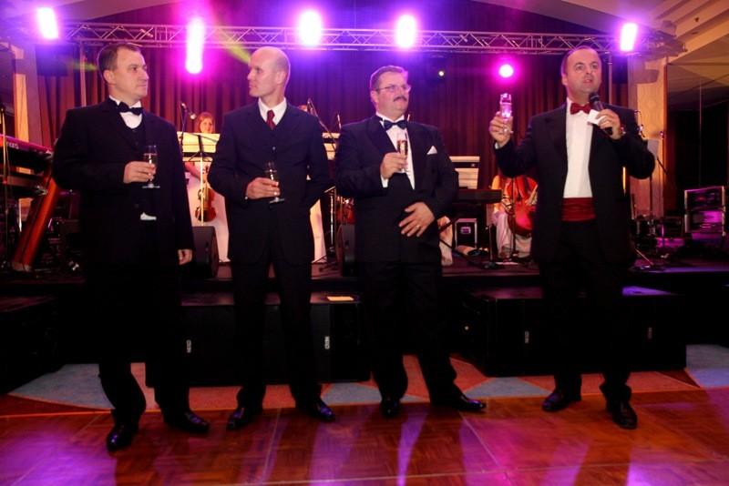 6.ročník Reprezentačného plesu odpadového hospodárstva a životného prostredia v hoteli Double tree by Hilton. 13.1.2012 Bratislava.