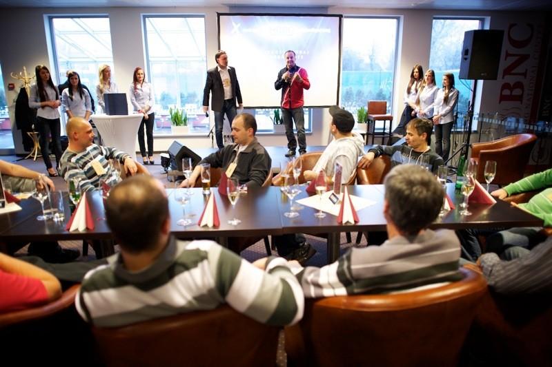 Bowlingový turnaj spoločnosti HBPO. 14.1.2012 Bratislava.