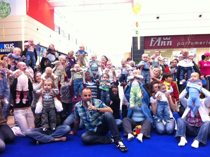 3.ročník Zavod batolat v Českej republike začal v Liberci. 14.4.2012, Liberec