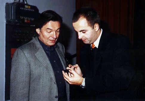 Majstro, ako sa Vám páči tento prsteň zo Zlatokovu Trenčín?