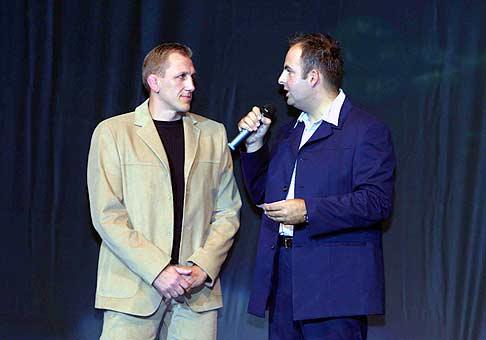 Jozef Lohyňa, majster sveta v zápasení z roku 1990 v Tokyu a zároveň majster sveta v medziľudských vzťahoch.