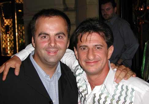 Mirko Noga je môj priateľ, ktorého si veľmi vážim.
