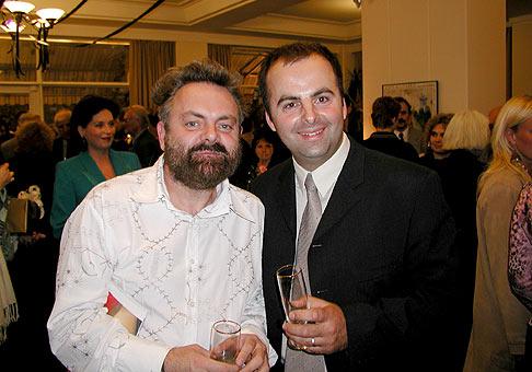 S Václavom Upírom Krejčím