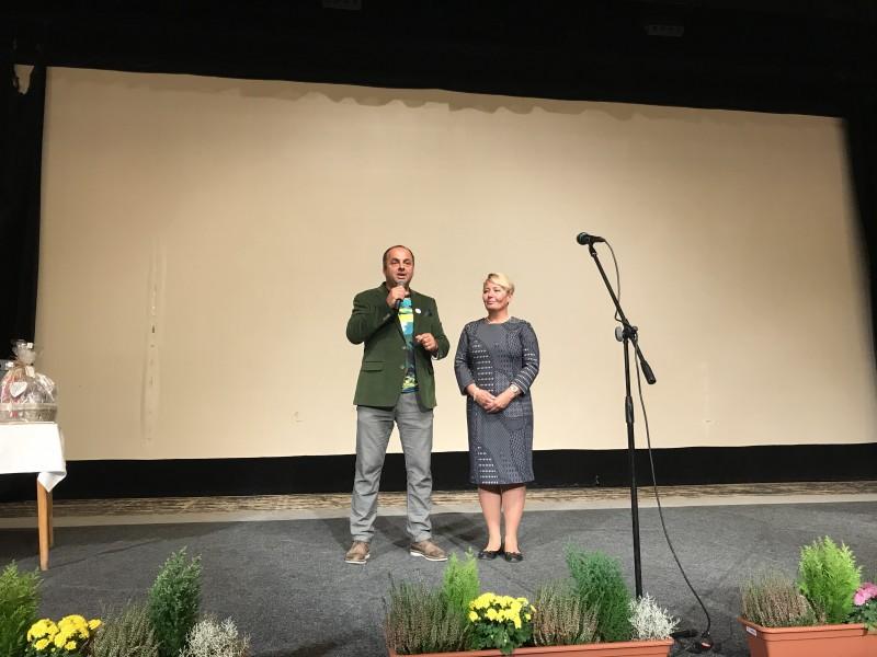 Den seniorov v Ruzinove. 10.10.2017.Bratislava.