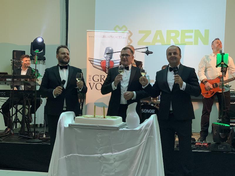 10.rokov spoločnosti ZAREN.  20.september 2019 Viglaš