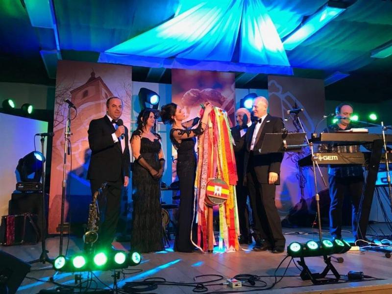 17.ročník obecneho plesu obce Kuchyna. 26.januara 2019