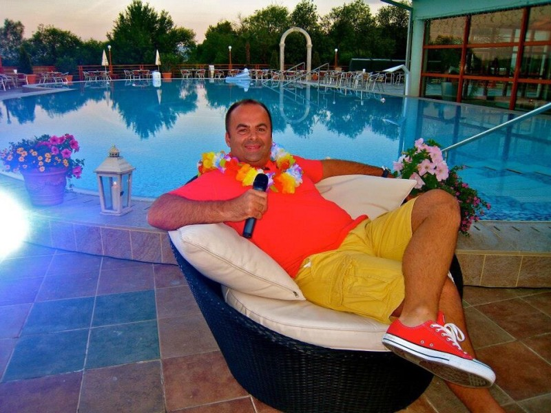 Otvorenie letnej sezóny hotel Kaskády ( kubanska noc ) 7. máj.2014. Banská Bystrica.