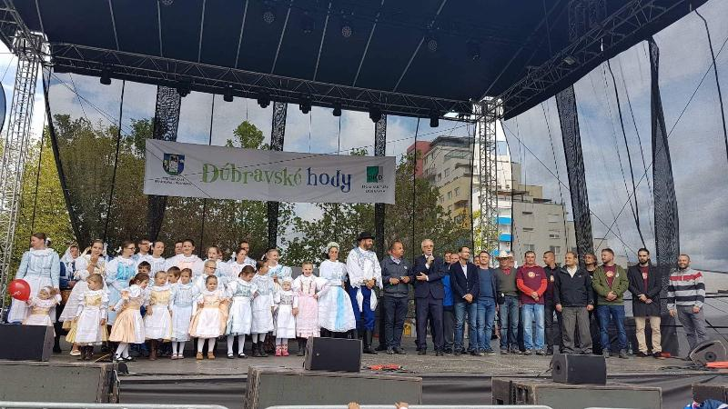 30.ročník Dubravske hody. 21.-23.september 2018 Bratislava