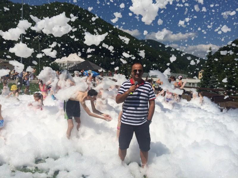 10 rokov posibenia firmy Phoenix na Slovensku vo Vodnom raji Vyhne. 7.júna.2014.Vyhne.