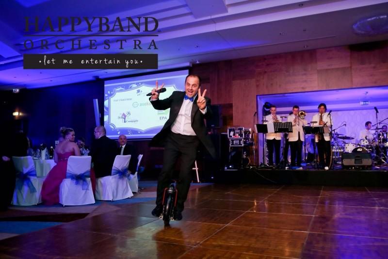 Ples Asociacie podnikateľov v odpadovom hospodarstve. Hotel Double Tree by Hilton. 17.januar.2014. Bratislava.