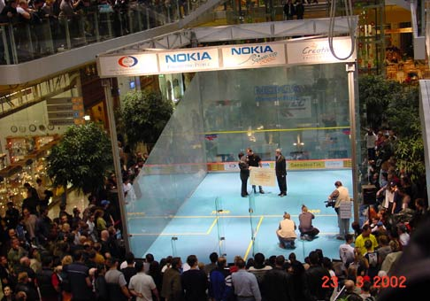 Majstrovstvá Slovenska v Squashi 2002