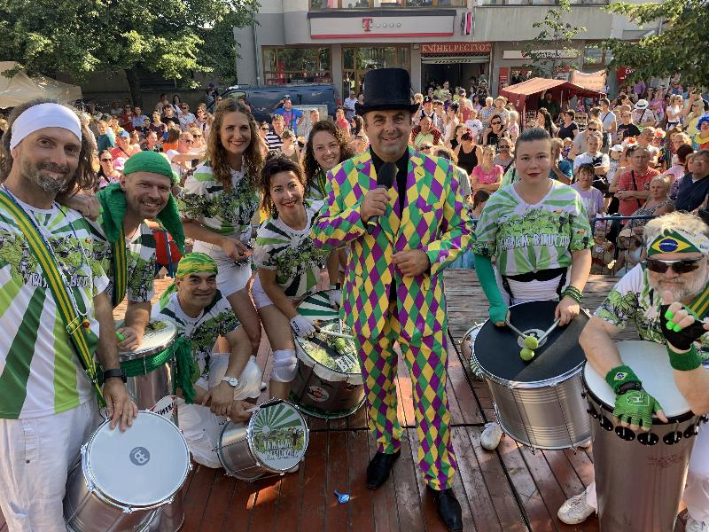 23.rocnik Velky letny karneval. 28.6.2019 Senec