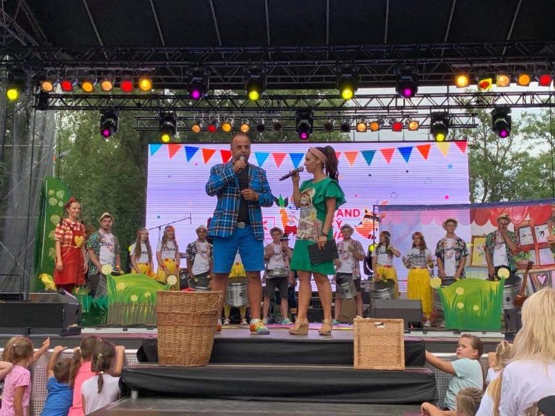 Kaufland detsky festival - narodeninova party. InPark Incheba. 30.august 2020, Bratislava