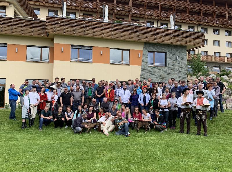 Teambuilding spolocnosti STEFE na Taloch v hoteli Partizan. 29.jun.2019 . Tale.