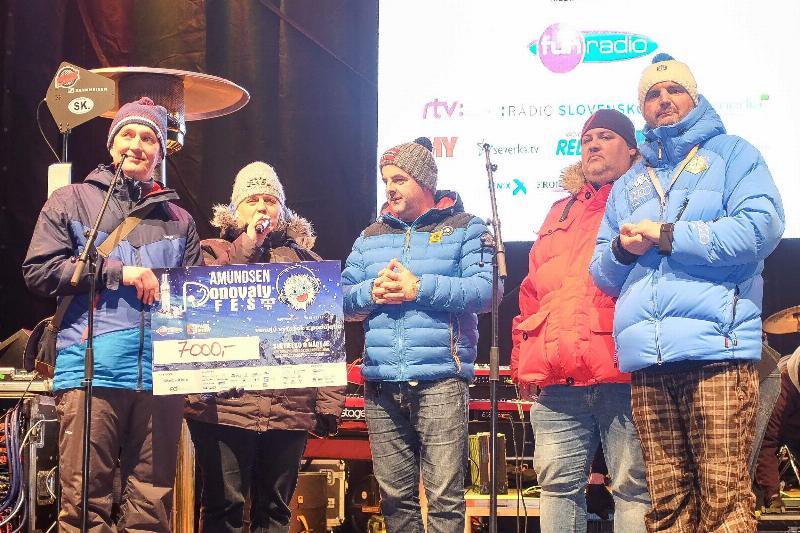 12.ročník Donovalyfest. Za 11. rokov sme prispeli na Svetielko nadeje 86 tisic eur, tento rok pribudlo 7000 eur. Dakujeme. 3.marec 2018 Donovaly.