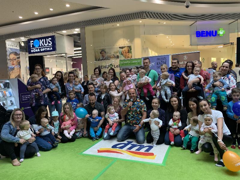 10.rocnik Preteky lezunov v OC Galeria Lučenec. 27.aprila 2019