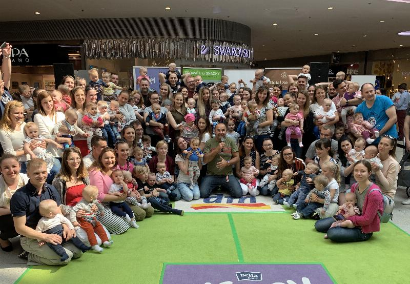 Preteky lezunov v Bory mall. 18.maj 2019 Bratislava
