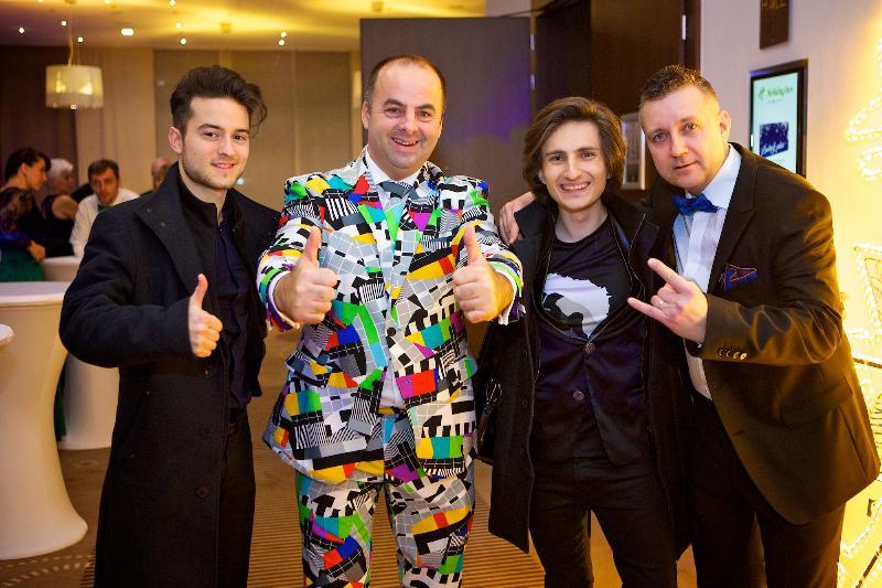 Ladovy ples Holiday in Bratislava. 17.februar 2018
