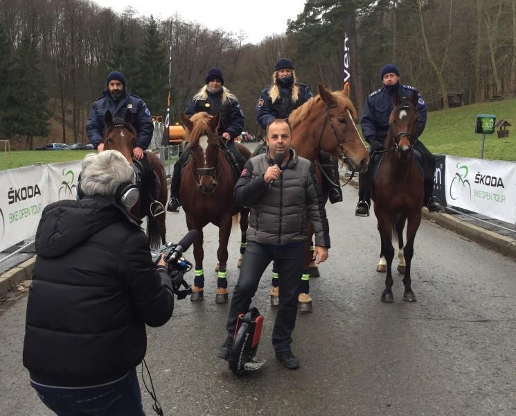 7.ročník zimného MTB Maratonu na Železnej studničke. 17.-18.január.2015 Bratislava