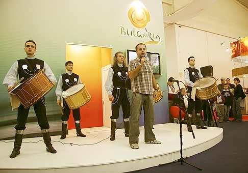 13. ročník výstavy Slovakiatour na Inchebe. Splupráca s bulharmi bola veľmi príjemná.