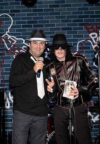 Michael Jackson... :)