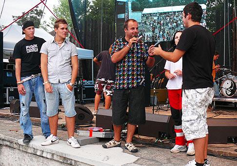 Na Červeníku sa stretli mimoriadne súťaživí diváci :-)