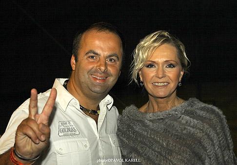 S Helenkou Vondráčkovou 6.-7.8.2010, Červeník.