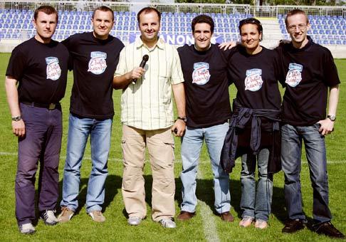 Danone Pohár národov - celosvetový turnaj mladých žiakov.