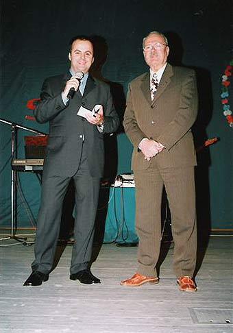 S Ivanom Gašparovičom