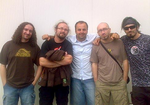 Mam rád Horkýže slíže :-) moderovať s nimi akcie je veľmi príjemné a hlavne zábavnééééé. 17.6.2008.