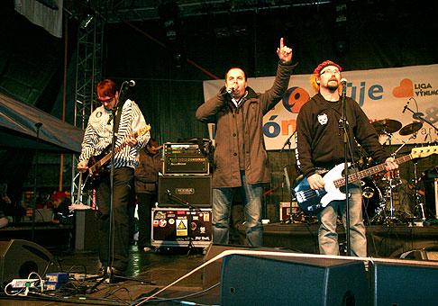 Horkýže slíže na Donovalyfeste 2010. 30.1.2010, Donovaly.
