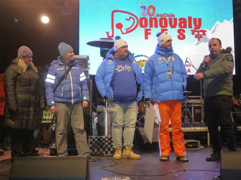 10.ročník Donovalyfest. 27.februara 2016 Donovaly.