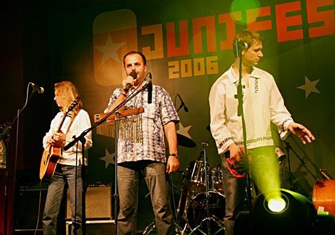 Junifest 2006 v Bratislavskej Inchebe bol naozaj vydarený.