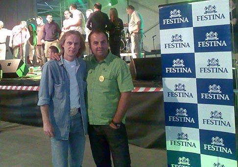 Piate narodeniny Junifest 2008. S Alanom Mikušekom. 13.6.2008