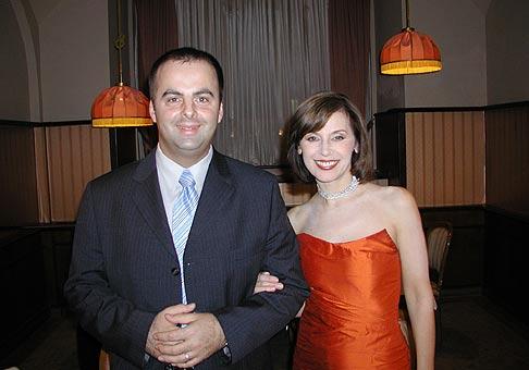 PANI moderátorka Alena Heribanová