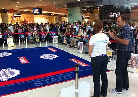 Posledné informácie pre malých pretekárov a pretek lezúňov môže začať. 1.5.2011 Nitra.
