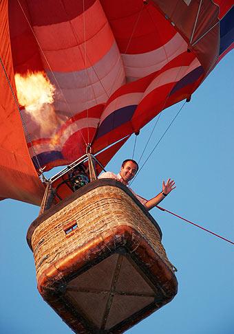 Nubium Rafting Cup 2006. Za odmenu som si mohol zalietať.
