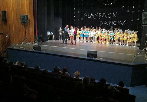 Playback Dancing Show. 17.11.2010 Senec.