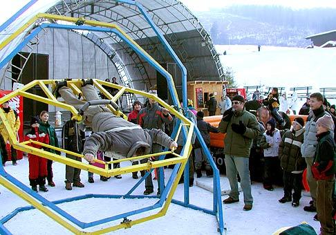 Fantastická zábava v lyžiarskom stredisku Plejsy... prídite aj Vy!