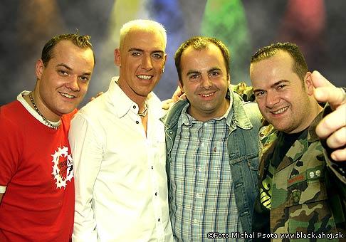 Kapela Scooter spravila v Bratislave, v NTC perfektnú šou.