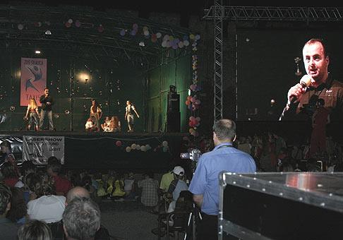 10. výročie skalickej tanečnej skupiny TAXIS.