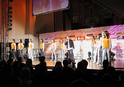 Teenegerka roka 2004 sa konala v Dome umenia Fatra, v Žiline.