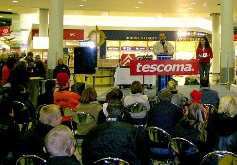 Vianočné Tescoma - Live Aukcie v Poluse.