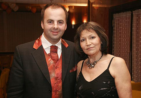 S Martou Kubišovou.