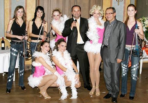 Stretnutie partnerov spoločnosti Way Industry v Chateau Belá pri Štúrove dňa 23.11.2008